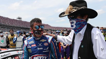 Petty offers Bubba an ownership stake in team