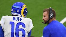 Sean McVay takes partial blame Jared Goff's decline with Rams: 'I could have done better'