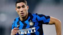 """Hakimi: """"L'Inter mi attirava, spero di restare a lungo. Conte? Come un fratello"""""""