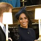 Meghan Markle May Have Sent Hand Signals About Her Pregnancy During Princess Eugenie's Wedding
