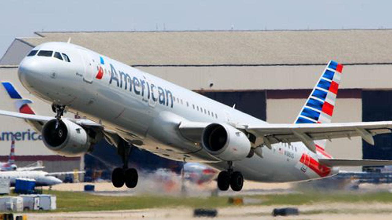 Fetus Found in Bathroom of American Airlines Jetliner at LaGuardia Airport in New York City