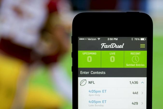 DraftKings and FanDuel sue to stop New York Attorney General's ban