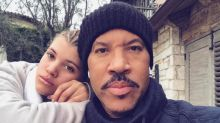 Lionel Richie on Daughter Sofia Dating Scott Disick: 'I'm Scared to Death'
