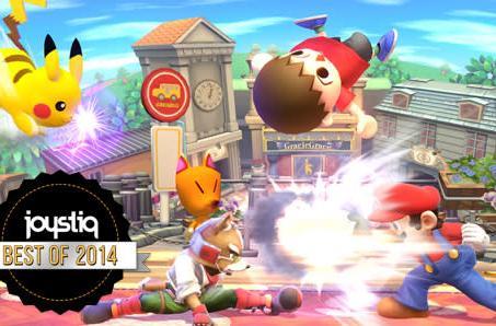Joystiq Top 10 of 2014: Super Smash Bros. for Wii U