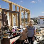 Dozens remain unaccounted for in Florida following Hurricane Michael's devastation