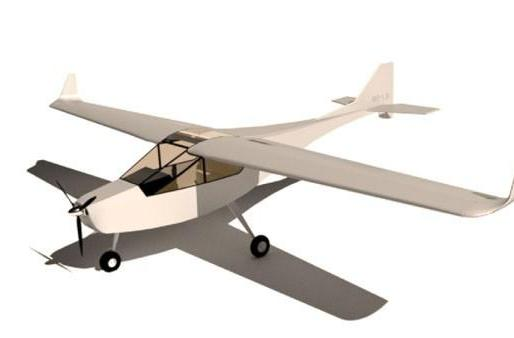 MakerPlane lets you build an experimental aircraft with digital printers