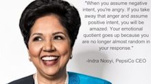 10 valuable quotes by PepsiCo's Indra Nooyi
