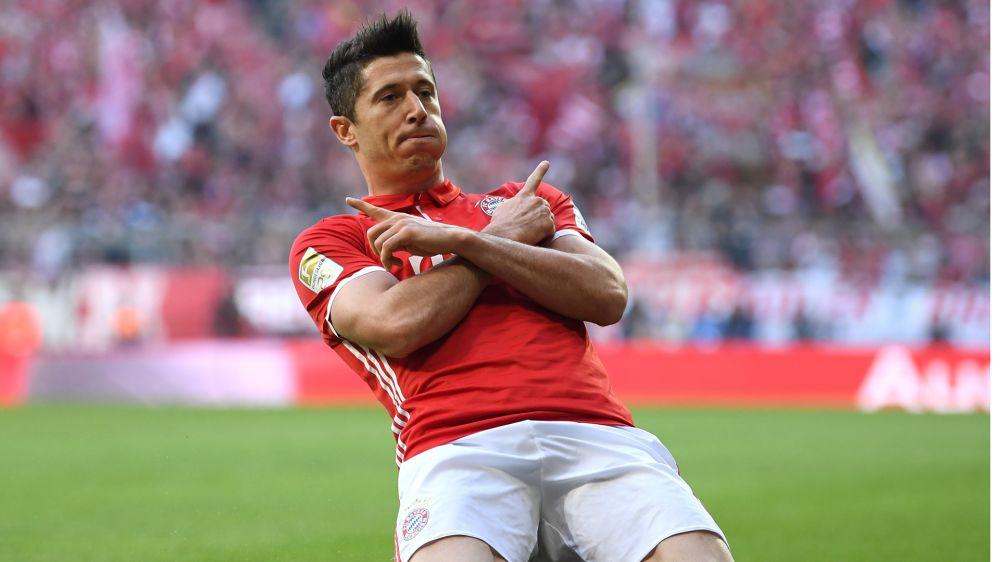 Kein Lewy-Wechsel zu Real Madrid wegen Bayern-Ärger?