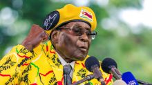 Private birthday party for Mugabe, 94