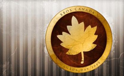 Xbox releases free Canada Day content
