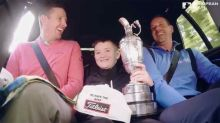 WATCH: European tour gives 9-year-old best birthday present ever