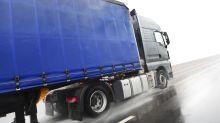 El 'modus operandi' de la banda que supuestamente robaba camiones en cinco minutos