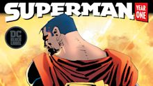 'Superman: Year One': Frank Miller And John Romita Jr. Take On Man of Steel