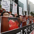 S. Korean business owners call for boycott of Japanese goods