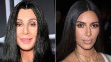 Kim Kardashian West Made Cher 'Proud' with Tribute: 'My Little Armenian'