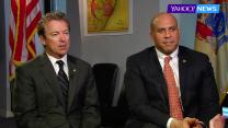 Partners in Crime Reform: Senators Rand Paul and Corey Booker