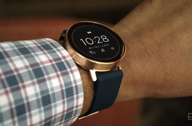 Misfit delays its Android Wear smartwatch to October