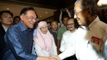 Watch out for opportunists within Pakatan, Dr M warns PKR leaders