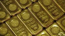 Gold Prices Rise as U.S. Dollar Falls on Weak Data