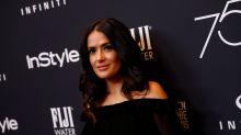 Salma Hayek says 'monster' Harvey Weinstein threatened to kill her