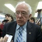 Bernie Sanders 'must reconsider' Joe Rogan endorsement, says LGBTQ group