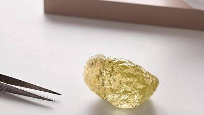Canadian firm says it has found largest diamond ever unearthed in North America