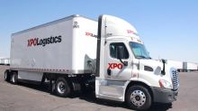 XPO Stock Flashes Buy Signal As Spinoff Mulled After Amazon Warning