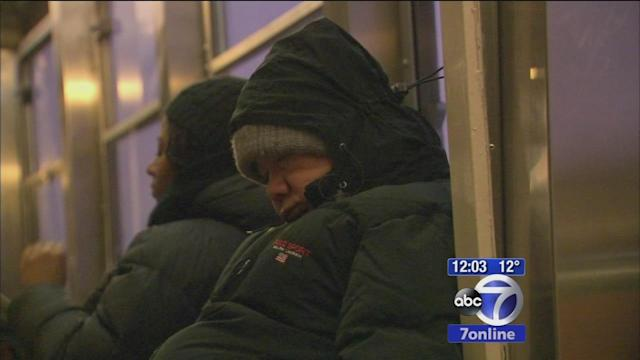 Deep freeze begins to loosen its grip on NY area