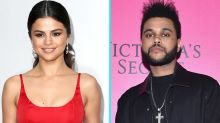 Selena Gomez Sings Along and Cheers on The Weeknd in Concert