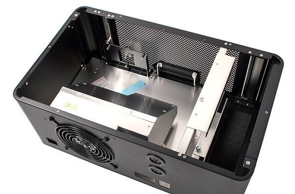 Lian Li XB01 Xbox 360 case unboxed and put to the test