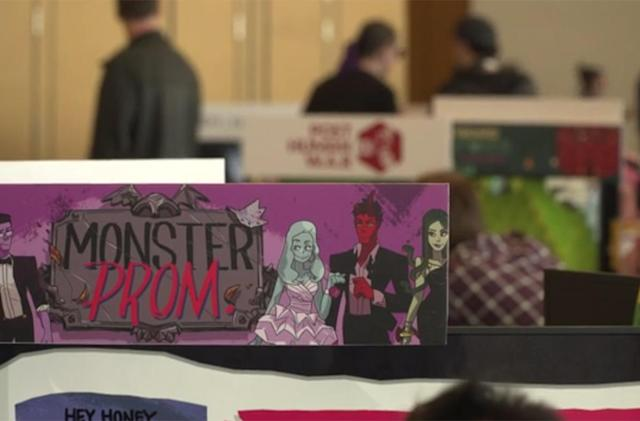 There are a dozen new ideas at GDC 2017's Indie Megabooth