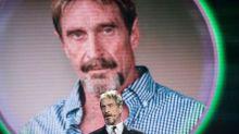 Behörden: Software-Entwickler McAfee tot in spanischem Gefängnis aufgefunden