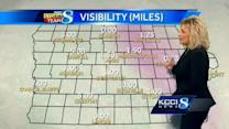 KCCI Sunday video forecast