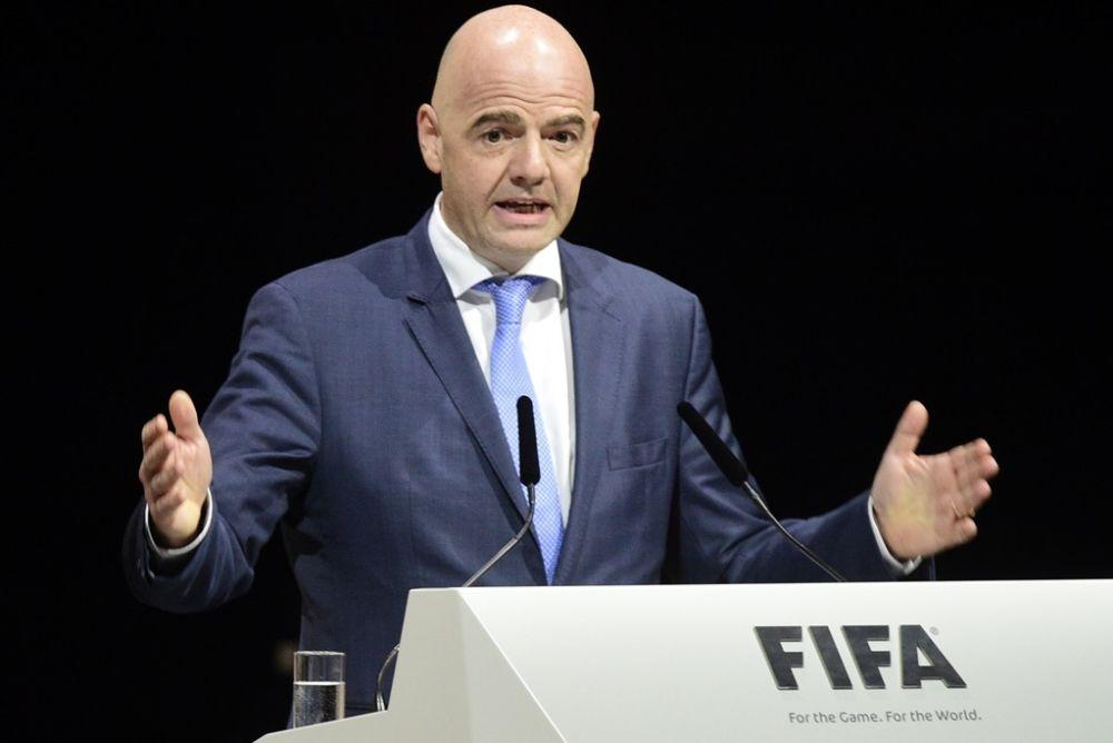 Coupe du monde 2018: l'arbitrage vidéo sera utilisé annonce Infantino