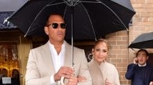 Every time A-Rod and J.Lo stepped out in fabulously matching outfits
