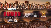 Get Deep Inside the 'Kumbh Mela' with HistoryTV18's New Show
