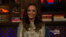 Leah Remini Dishes on What She Left Out of 'Troublemaker'