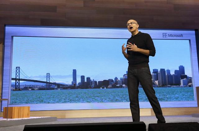 Here's how to watch Microsoft's opening-day Build keynote