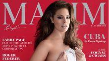 """Ashley Graham super sexy sulla cover di Maxim, ma i fan insorgono: """"Troppo Photoshop"""""""