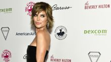 Lisa Rinna, 55, rocks bikini, dismisses haters. Why do moms get so much pressure about what not to wear?