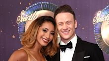 Strictly Come Dancing pros Karen and Kevin Clifton 'working on marriage' but she admits 'it's not easy'
