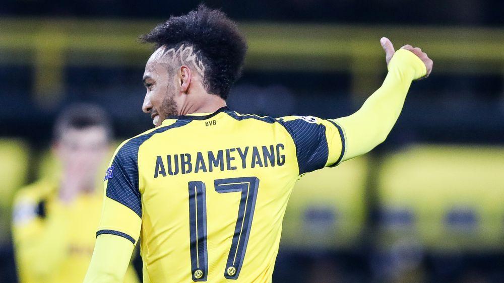"""""""Aubameyang solo dejaría el Borussia Dortmund por Real Madrid o Barcelona"""""""
