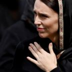 Ardern says NZ mosque attack film should focus on Muslim community not her