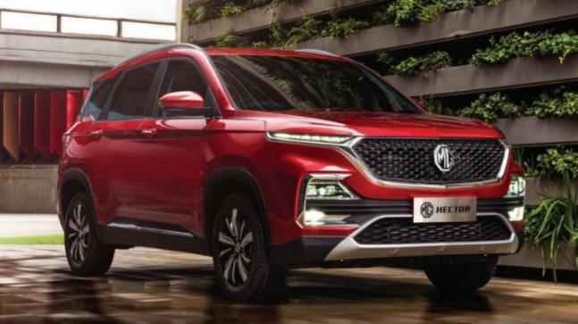 MG Hector launch on June 27