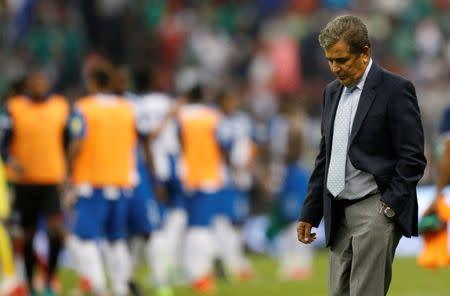 Football Soccer - Mexico v Honduras - World Cup 2018 Qualifiers