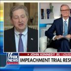 Sen. Kennedy: Political establishment wants to impeach Trump because they think Americans are 'morons'