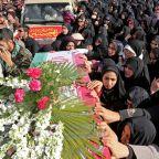 Iran arrests 3 'terrorists' over suicide bomb attack