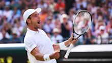 Roberto Bautista Agut reaches Wimbledon semifinal, cancels bachelor party in Ibiza