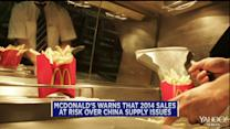 McDonald's warns on 2014 sales