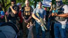 Portland suffers serious street violence as far right return 'prepared to fight'